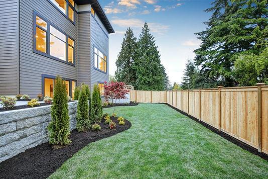 Luxurious contemporary three-story wood