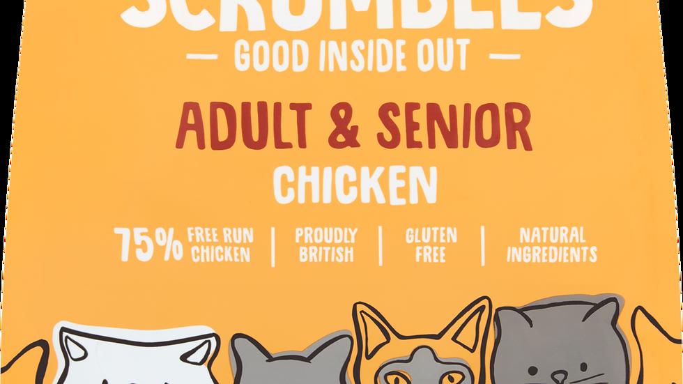 Adult Cat - Chicken