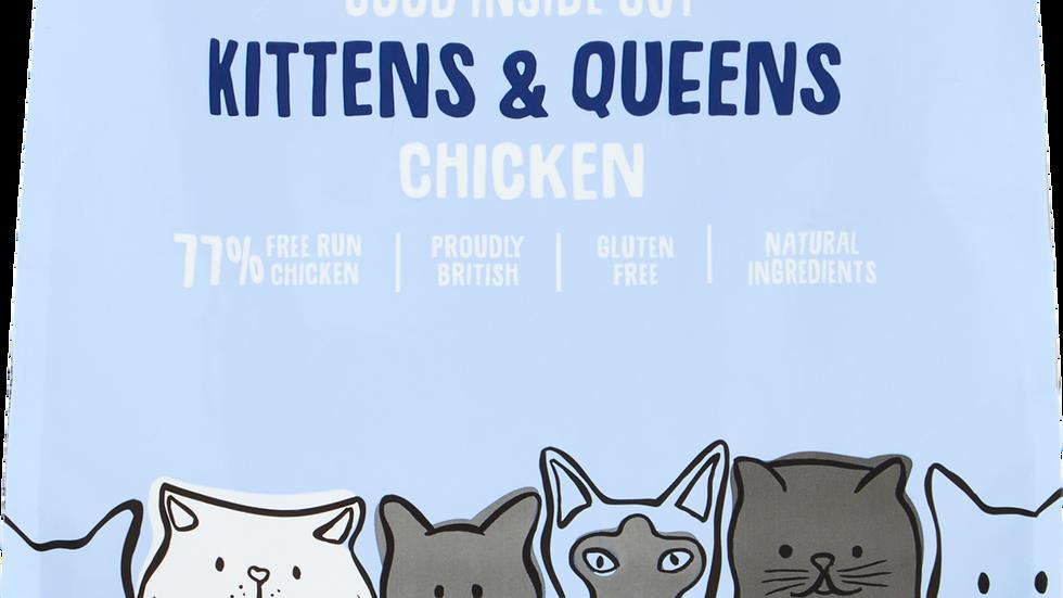 Kitten - Chicken