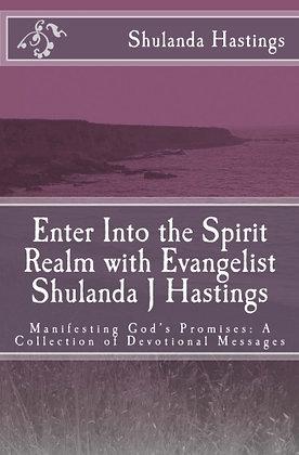 Spirit Realm Devotional Book