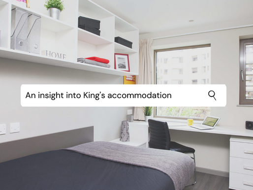 An insight into King's College London accommodation