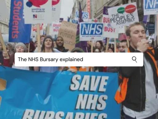 NHS Bursary Explained