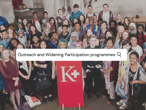 Outreach and Widening Participation programmes