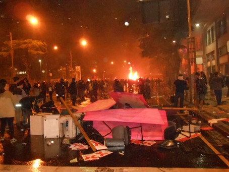 Social Movements' Traces: The 2013 Protests in Rio de Janeiro