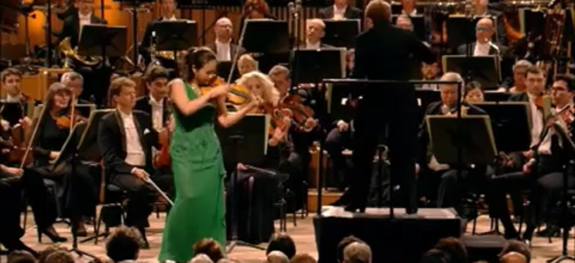 3    Brahms / Violin Concerto in D Major, Op. 77 | Queen Elisabeth Violin Competition 2015