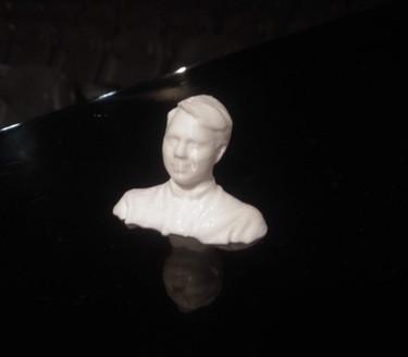 Illusionist Mantas Wizard 3D bust