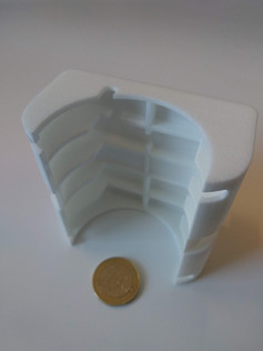 Extremely high quality SLS 3D printing