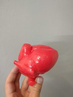 Žmogaus širdis 3D