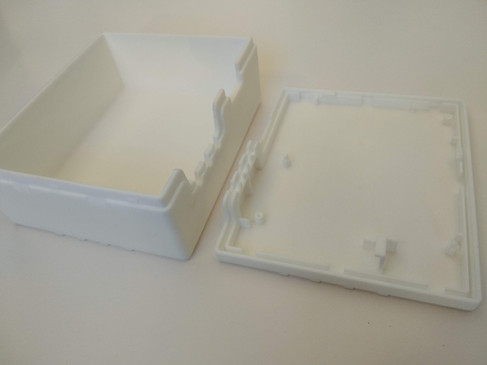 SLS 3D printing of extremely high quality housing prototypes