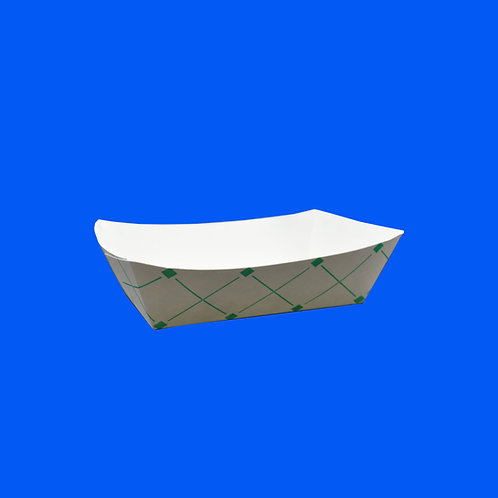 Charola de Cartón No.22 Green Trays