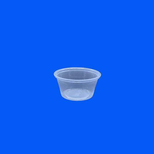 Envase Plástico 2 oz Soufflé Inix