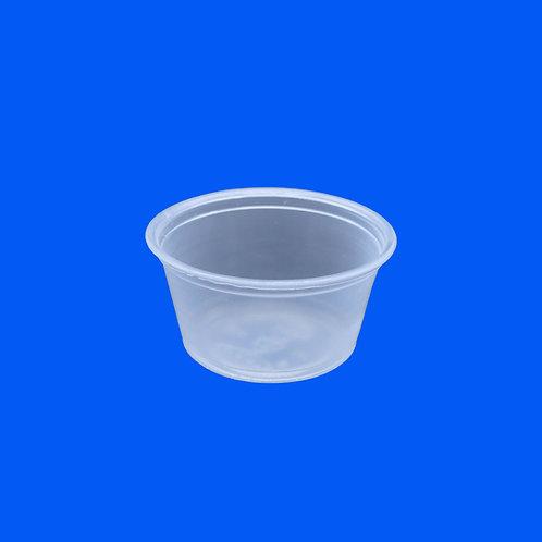 Envase Plástico 2 oz Dart