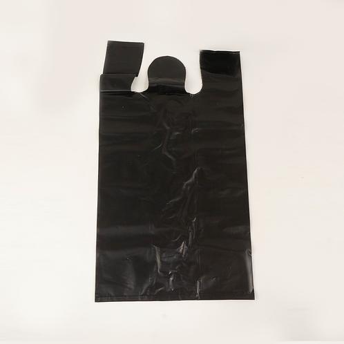 Bolsa Camiseta A.D. Negra Povasa