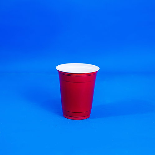 Vaso Plástico de Colores Solo