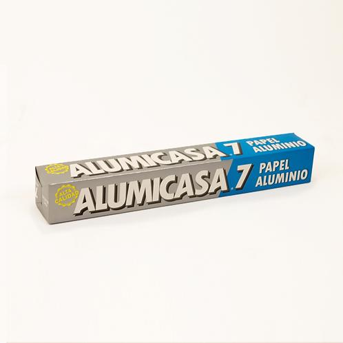 Papel Aluminio Alumicasa