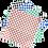 Thumbnail: Papel de cuadros de colores
