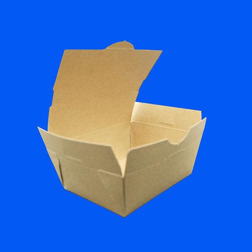 Caja Mediana de Cartón Green Trays