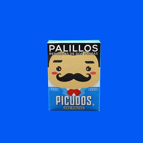 Palillo de Dientes en Cajita Picudos