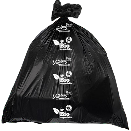 Bolsa BIO para Basura Negra Vitabag