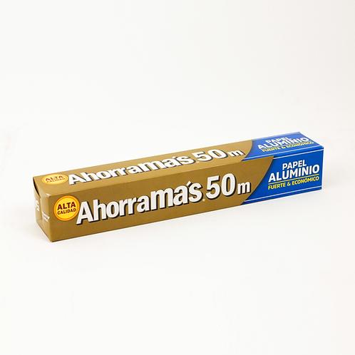 Papel Aluminio Ahorramás