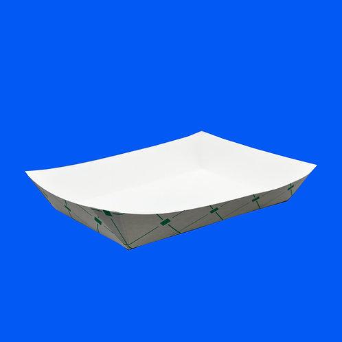 Charola de Cartón No.5 Green Trays