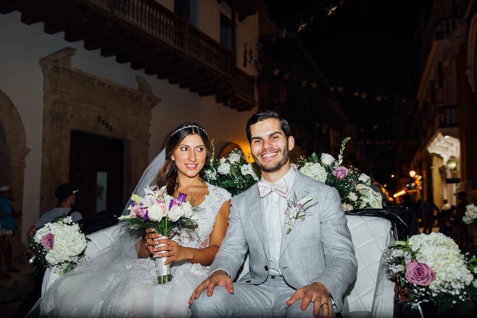 Maria Cecilia and Jake