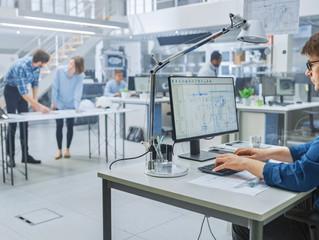 Como o SolidWorks ajuda a desenvolver produtos de forma criativa e inovadora