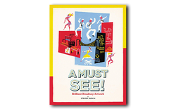 A Must See! Brilliant Broadway Artwork