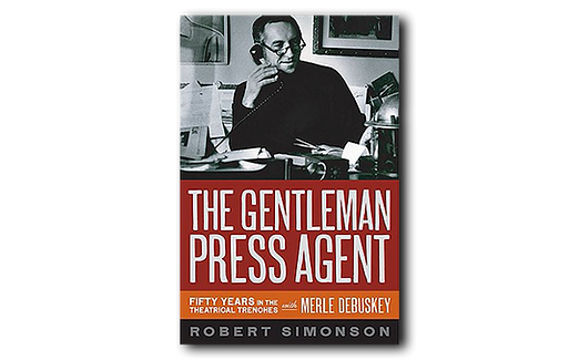 The Gentleman Press Agent- Fifty Years i