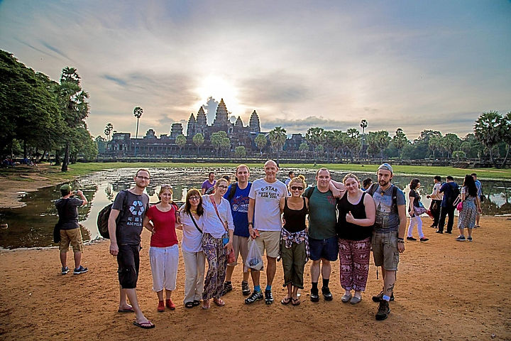 Southeast Asia Tours - Small Group Tours in Southeast Asia - Angkor Wat, Cambodia