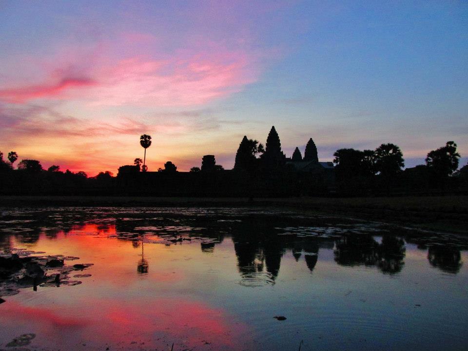 Southeast Asia Tours - Cambodia Tours - Angkor Wat, Siem Reap, Cambodia