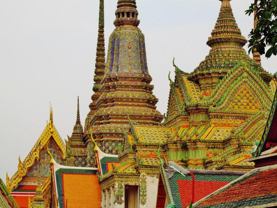 Southeast Asia Tours - Cambodia Tours - Wat Pho, Bangkok, Thailand