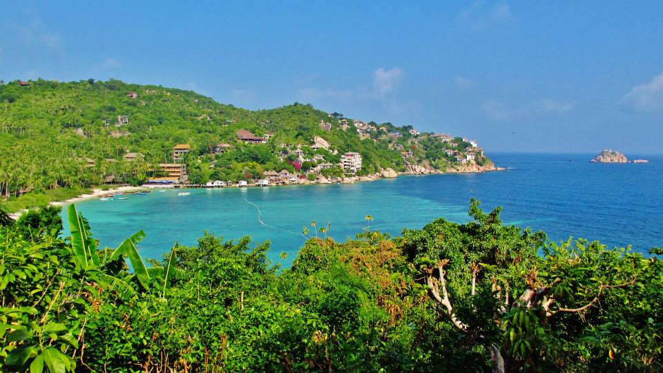 Southeast Asia Itineraries - Southeast Asia Tours - Island views in Koh Samui, Thailand