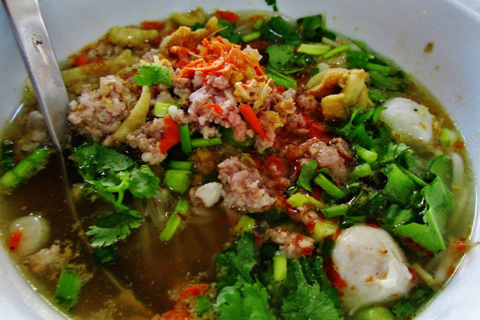 Southeast Asia Itineraries - Southeast Asia Tours - Noodle Soup in Bangkok, Thailand