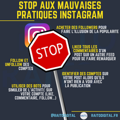 stop aux mauvaises pratiques instagram.p