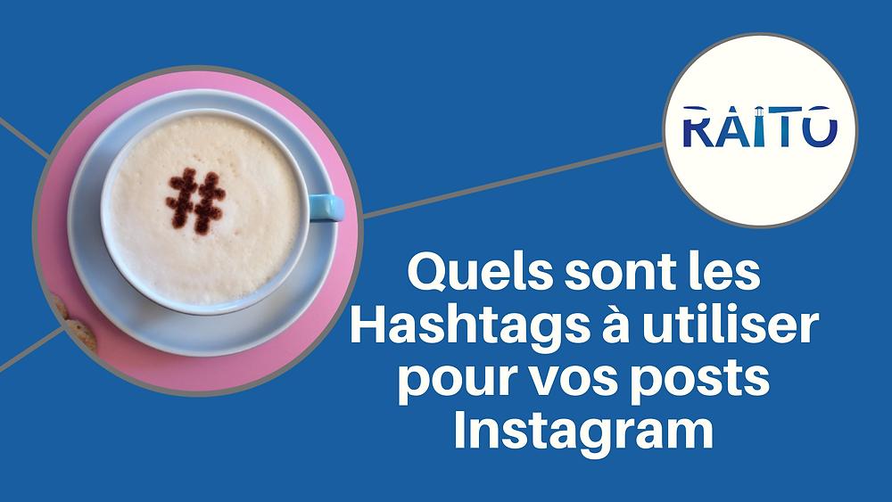 La stratégie Hashtags pour les entrepreneurs sur Instagram