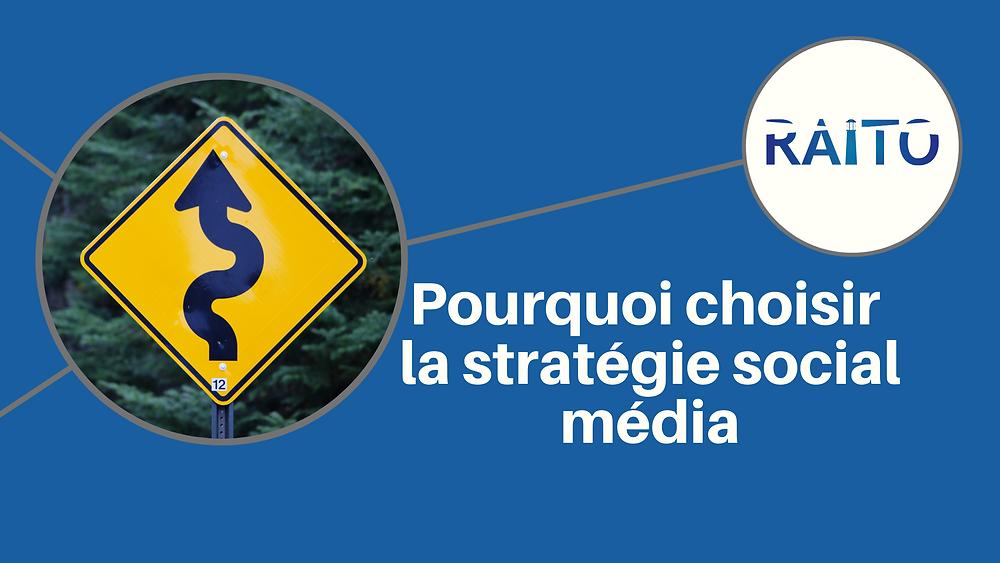 réseaux sociaux - entrepreneure - stratégie - marketing