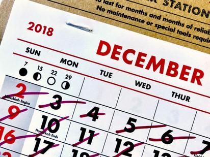 Les 3 bonnes raisons de suivre un calendrier editorial