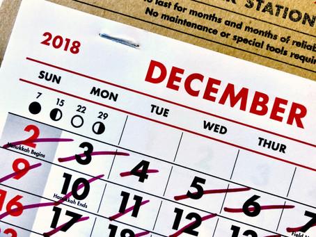 Les 3 bonnes raisons de suivre un calendrier éditorial