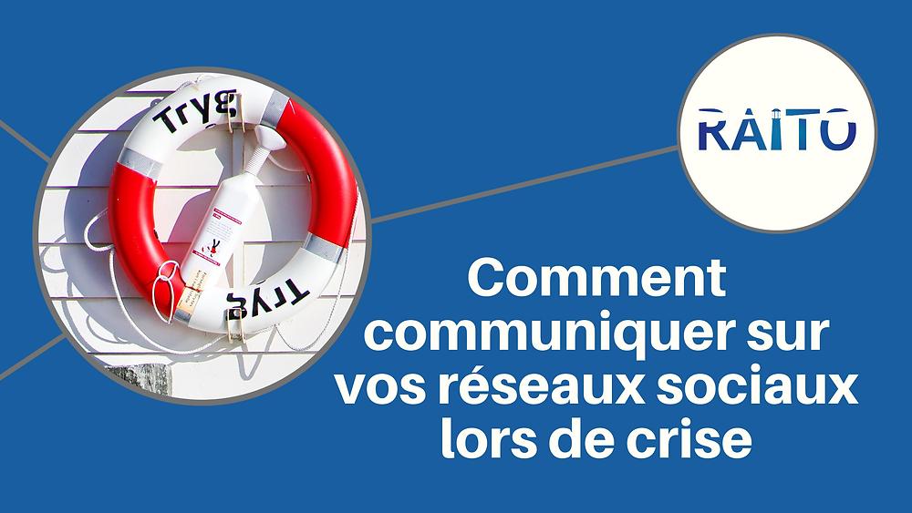 réseaux sociaux - crise - communication - confinement