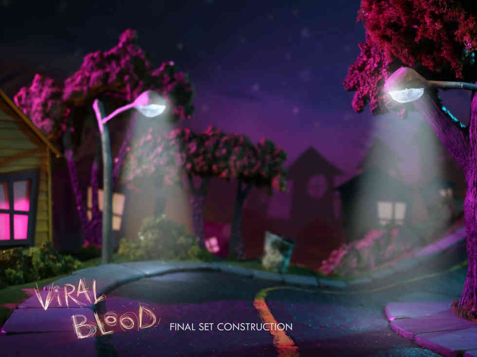 Viral Blood