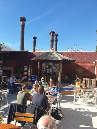 Ciclista Cafeteria in Spanien