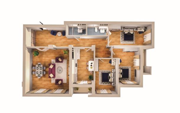 4 otaq - 177.90 m2