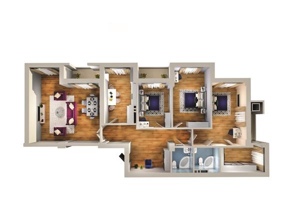 4 otaq - 176.40 m2