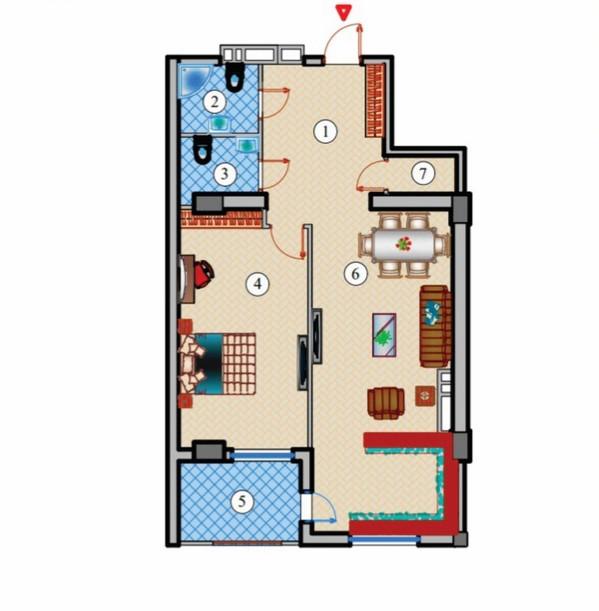 2 otaq studio - 92.47 m2