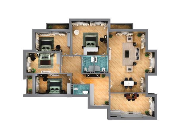 5 otaq - 248.10 m2