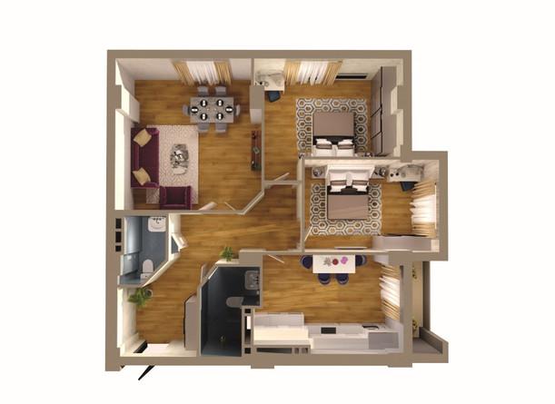 3 otaq - 113.00 m2