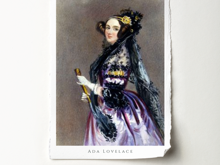 Ada Lovelace - Women In Technology