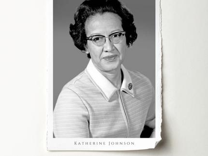 Katherine Johnson - Women in Technology