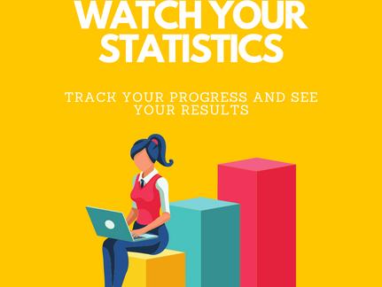 Watch your Statistics - Mailchimp
